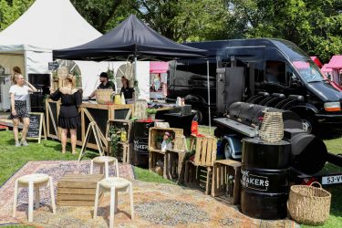 Foodstand BBQ - Rookmakers