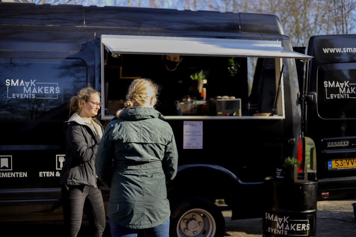 Foodtruck Smaakmakers - Rookmakers